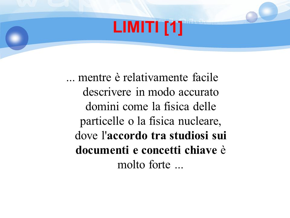 LIMITI [1]